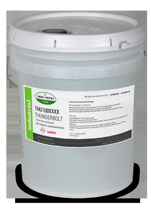 Thunderbolt - Alkaline Detergent