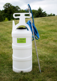 Portable 20 Gallon Foamer With Kalrez Pump