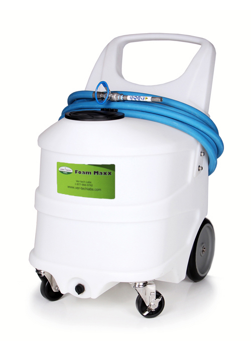 Portable 30 Gallon Foamer with Kalrez Pump