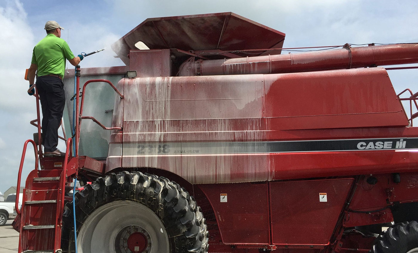 agriculture cleaning chemicals