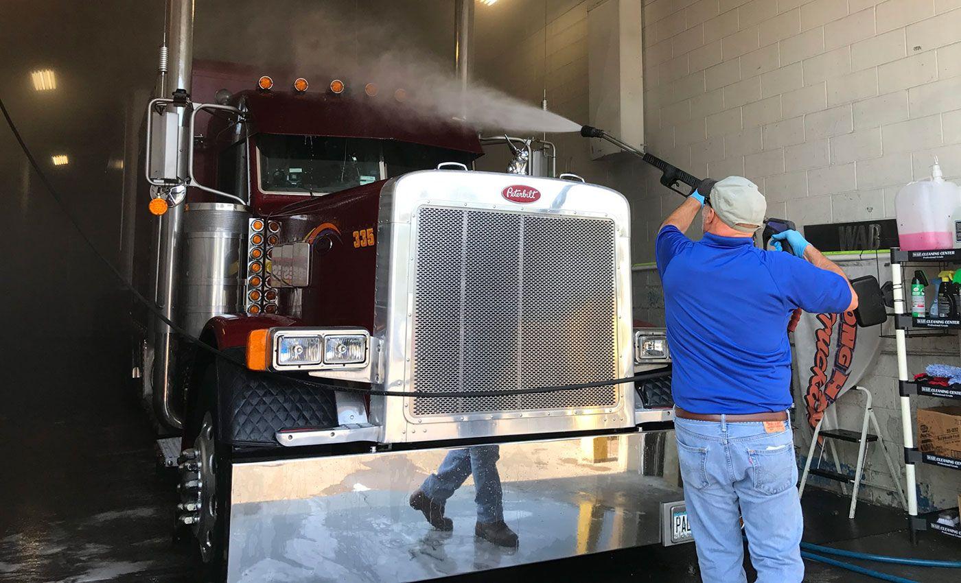 truck wash chemicals